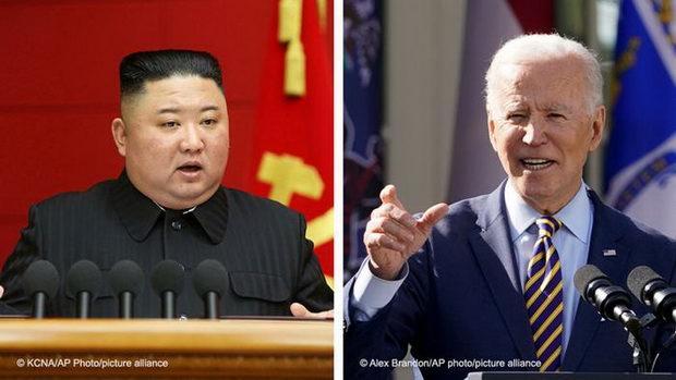 Северная Корея обвинила Байдена во «враждебной политике»