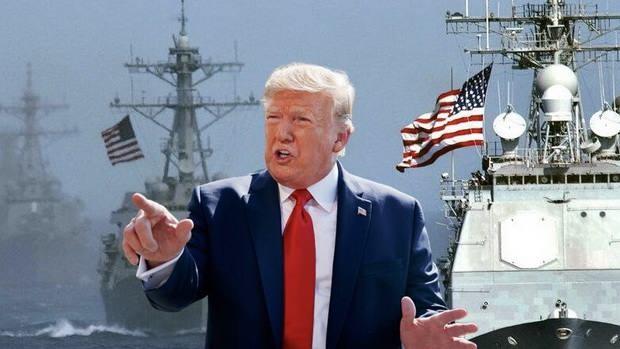 Трамп наложил вето на резолюцию по применению силы в Иране
