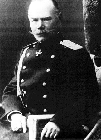 Генерал М.В. Алексеев