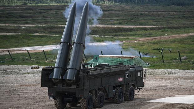 Российская ракета 9М729