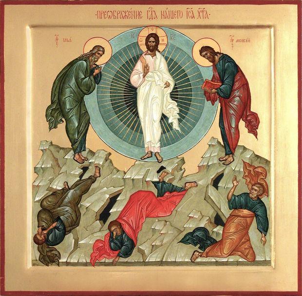 чистейшие и святые существа не могут выдержать Его блистания