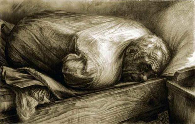 «Самовары» — так жестоко называли в послевоенное время инвалидов Великой Отечественной войны с ампутированными конечностями.