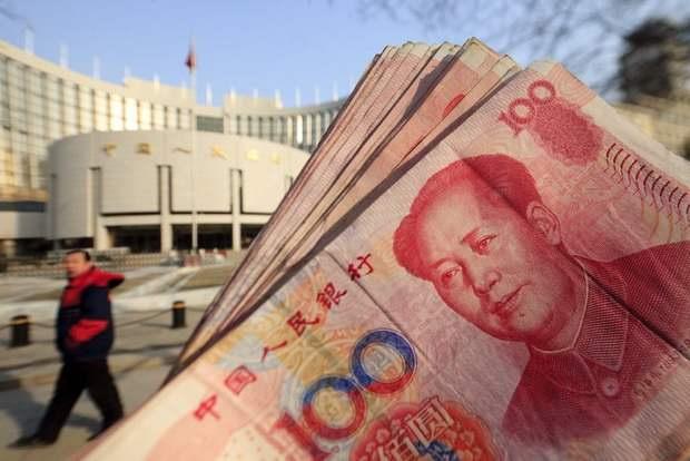 ЦБ Китая продолжил ослаблять юань к доллару