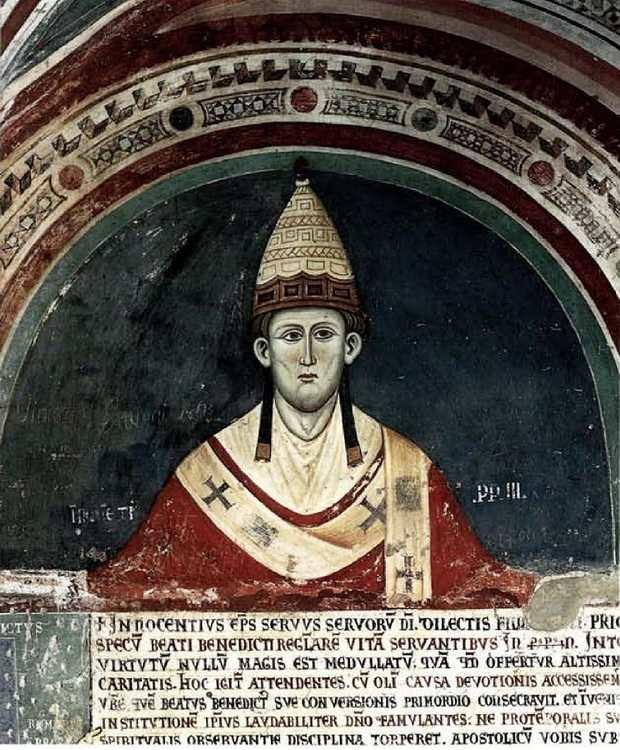 В августе 1198 г. папа Иннокентий III, один из самых выдающихся понтификов в истории, провозгласил новый крестовый поход.