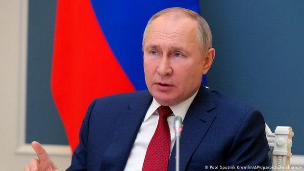 Путин назвал деструктивной работающую на «золотой миллиард» экономику