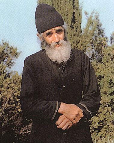Святой Паисий Святогорец2