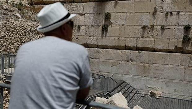 Стена Плача оказалась под угрозой