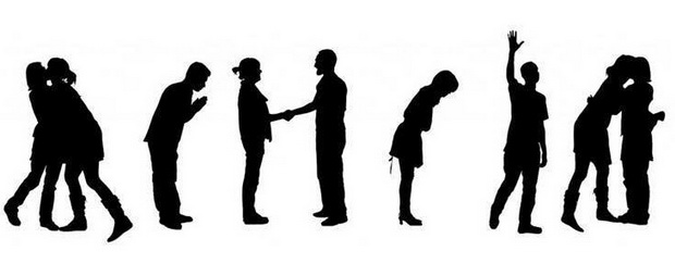 Невербальное общение - это мимика, позы, жесты