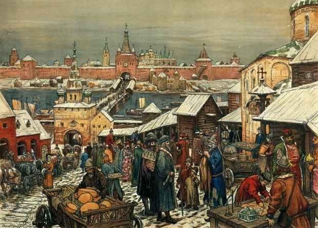 В Древней Руси даже в период расцвета был плохо налажен выпуск национальной валюты.