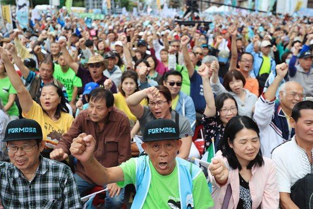 Тайвань не желает объединяться