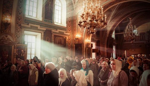 Наше родное Православие в народном сознании воплотилось в нашем церковнославянском богослужебном языке и стало душею души народной...