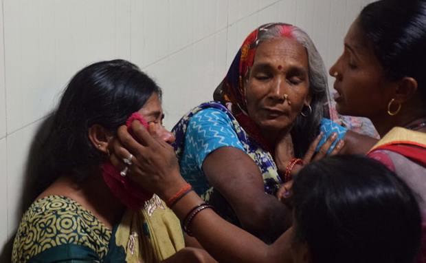 В больнице в Индии погибли более 60 детей