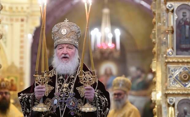 Патриарх Кирилл заявил о строительстве ~по три храма в сутки~