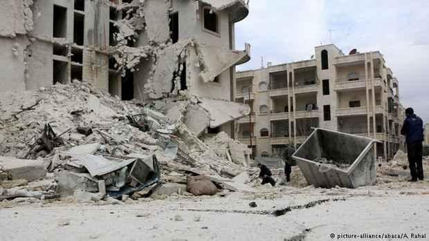 Трамп предостерег Россию и Иран от участия в наступлении Асада на Идлиб