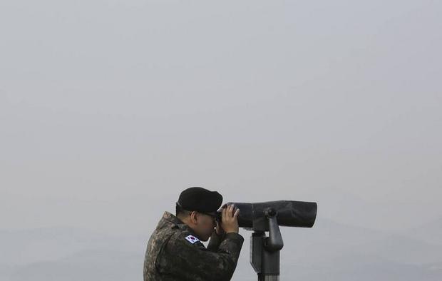 Это уже второе ракетное испытание Северной Кореи за текущий месяц.