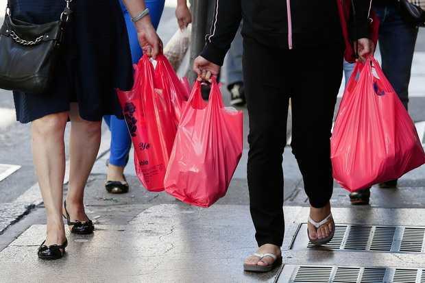 Правительство Германии решило запретить пластиковые пакеты