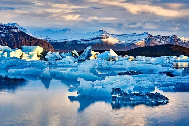 Интерес Китая к Арктике известен давно.
