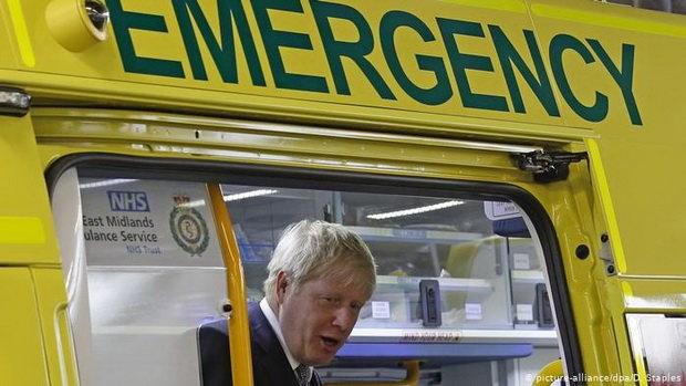 О заражении 55-летнего главы британского правительства стало известно 27 марта.