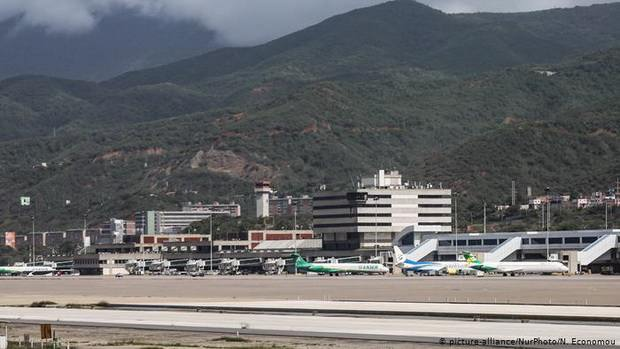 США приостановили воздушное сообщение с Венесуэлой