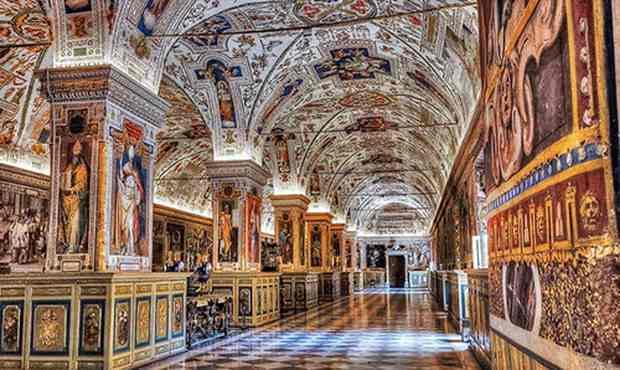 В Музеях Ватикана установят тепловые сканеры для определения температуры у посетителей