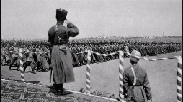 Слаженные и профессиональные действия казаков нередко приводили армию к победе