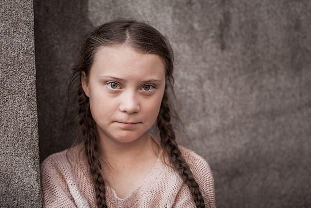 Девочка созрела: на Грету Тунберг завели уголовное дело