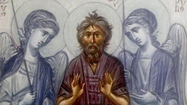 Юродивые (Христа ради юродивые) — особые люди, добровольно принимают вид и образ жизни безумных