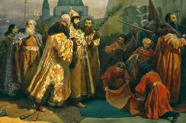 Многие историки хвалят Годунова за то, что во внешней политике он продолжил дело Ивана Грозного и возвысил Россию.