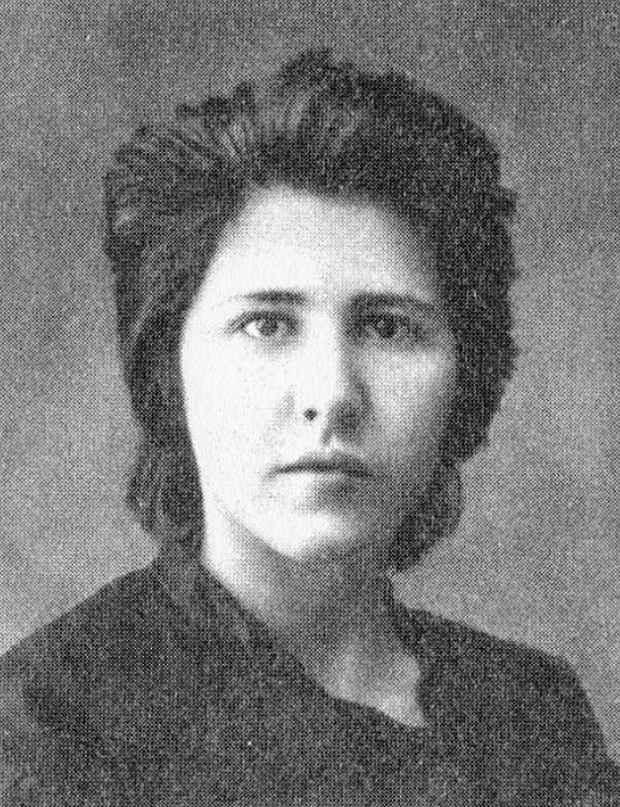 Ольга Шатуновская