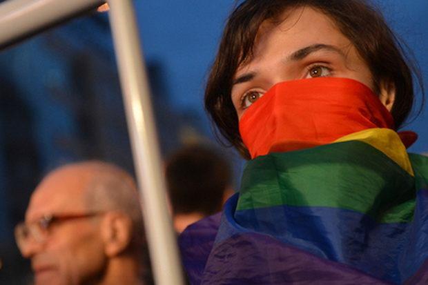 Российским геям впервые разрешили парад