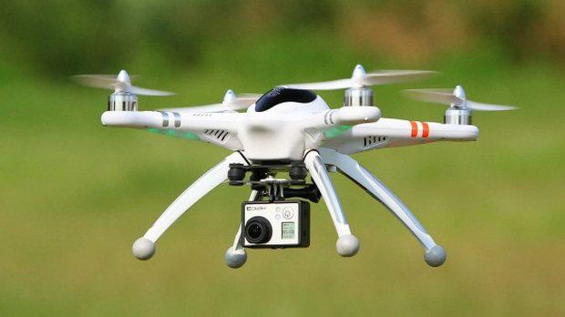 В Великобритании будет создан спецотряд по борьбе с дронами-контрабандистами