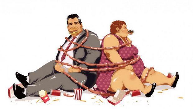 Пищевая зависимость – не от хороший жизни