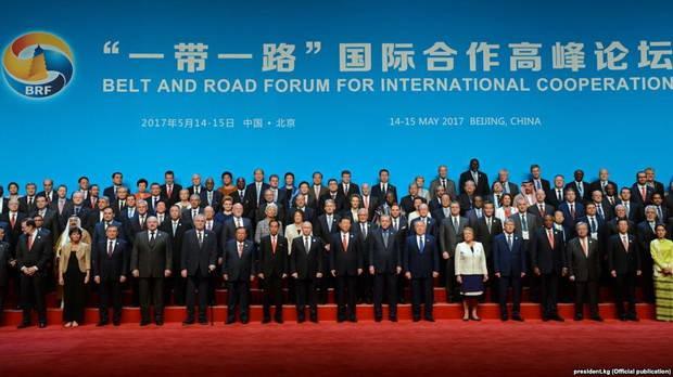 На сегодняшний день Китай вместе со странами Евразии создал более 40 особых зон торгово-экономического развития