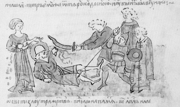 На Руси бытовало множество поговорок, оправдывающих существование телесных наказаний.