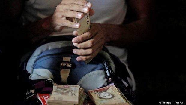 Standard & Poor's с 50-процентной вероятностью предрекает полный дефолт Венесуэлы в течение 3-х месяцев, поскольку страна демонстрирует неспособность обслуживать свои долги по кредитам.
