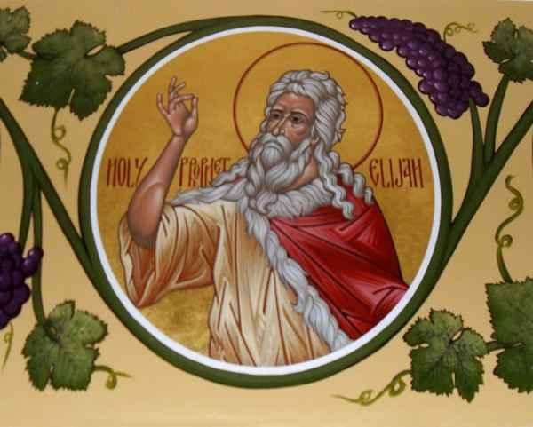 Святой пророк Илия: житие