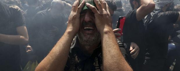 В праздник Ашуры в Ираке погибли десятки людей