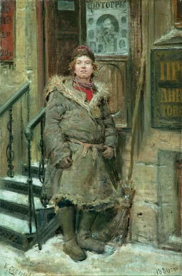 Собственно, первые коммунальные службы, следившие за чистотой на городских улицах, появились в Петербурге еще в начале позапрошлого века