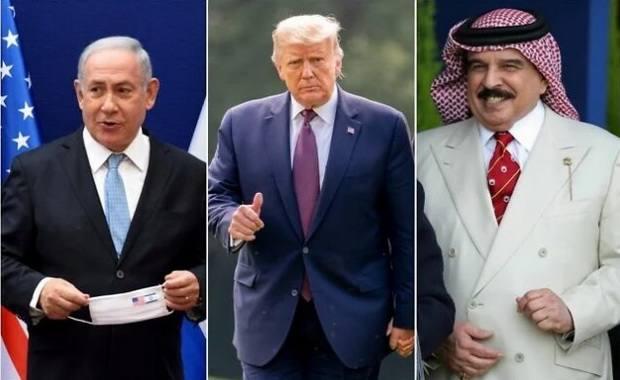 Трамп: Израиль и Бахрейн договорились нормализовать отношения