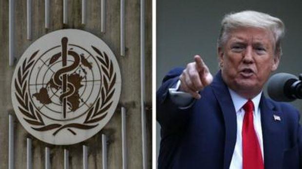 Он отметил, что ВОЗ полагалась на информацию из КНР, из-за чего заболевших в мире оказалось в 20 раз больше, чем могло бы быть.
