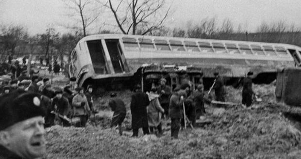 Куренёвская трагедия. 13 марта 1961 года, Куренёвка, Киев