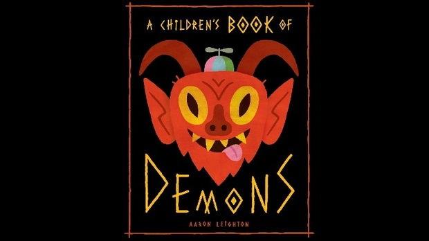 ~Детская книга демонов~ учит детей вызывать злых духов