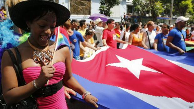 Положение было внесено в ст.68 первого проекта новой Конституции Кубы, обсуждение которого ведется в стране с лета этого года.