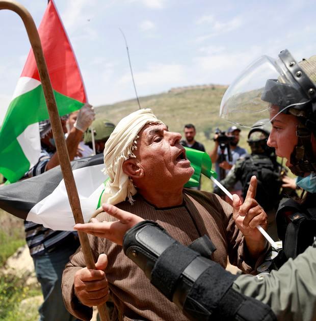 Арабо-израильский конфликт вновь перешел в «горячую» фазу