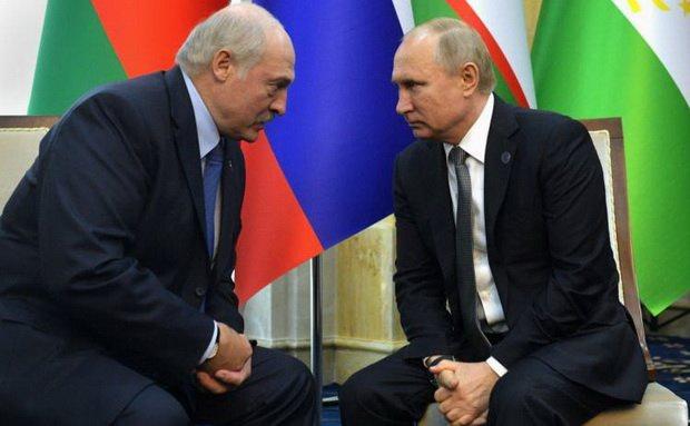 Путин и Лукашенко проведут переговоры в Сочи