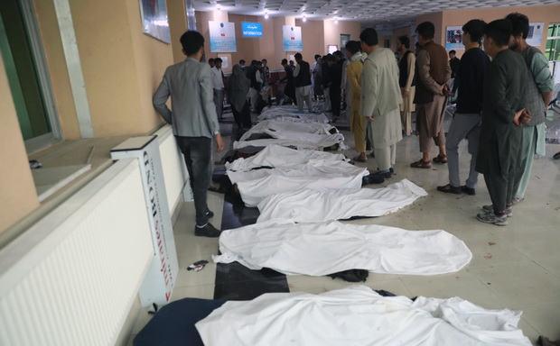 Взрыв у школы для девочек в Кабуле