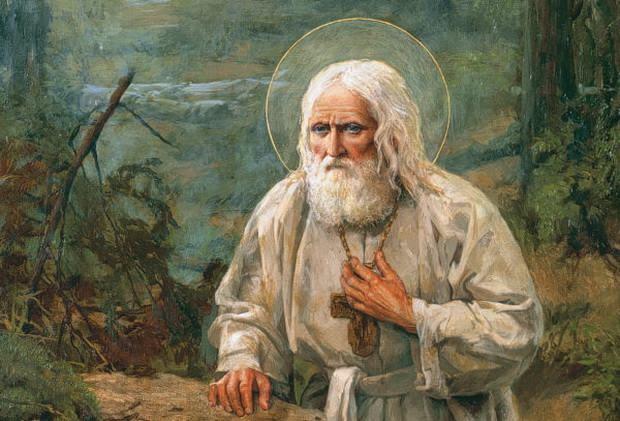 Люди века сего, особенно в последнее время, ни во что считают хулить святых и добродетельных людей.