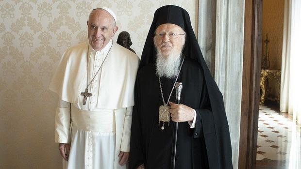 папа Франциск, и патриарх Варфоломей постараются из юбилея Никейского Собора выжать максимум для реализации полного объединения Ватикана с Фанаром