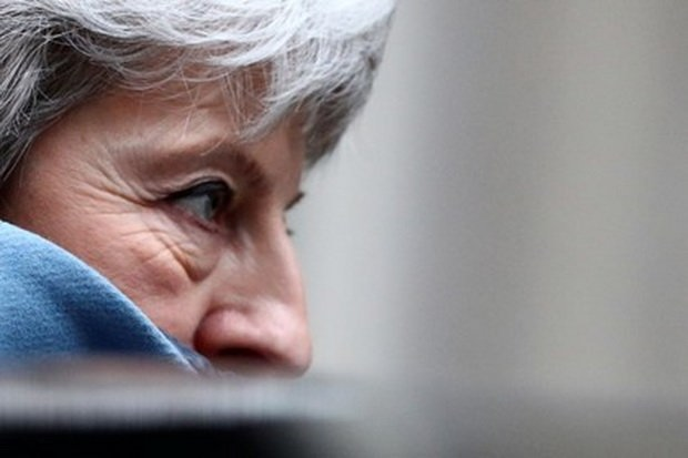 Мэй попросили покинуть пост премьер-министра