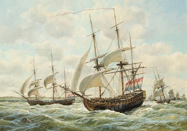 Все колонии изначально были торговыми предприятиями